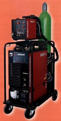 сварочный аппарат модели «PROENIX 400 EXPERT PULS»