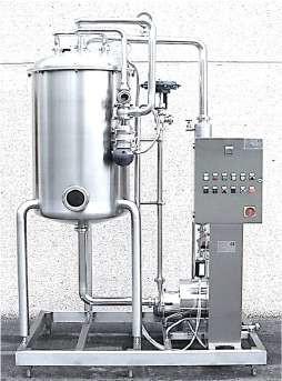 Вакуум-термическая установка