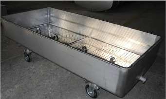 Ванна для самопрессования ВС-2,5