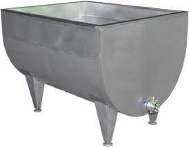 Ванна для сквашивания ВК-2,5