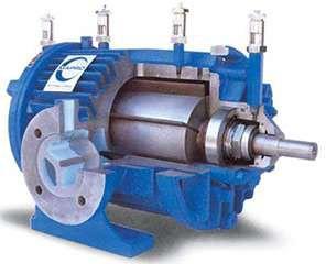 Электродвигатели винтовых компрессоров