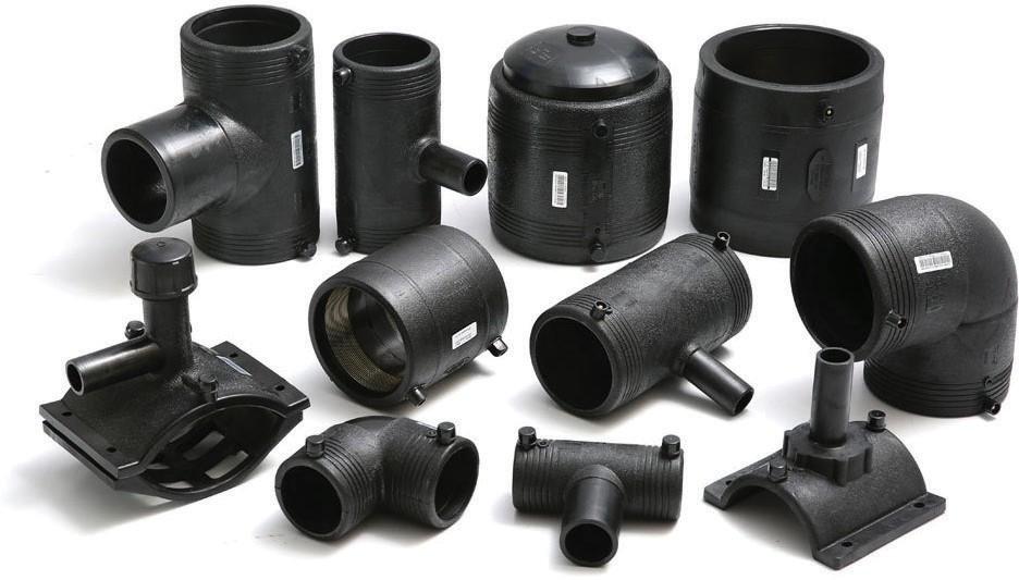 Электросварные фитинги для полиэтиленовых труб