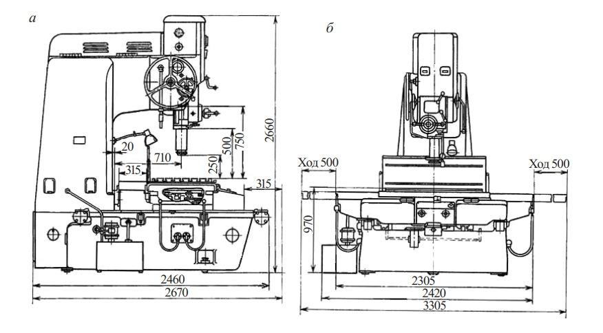 координатно-расточной станок 2А450