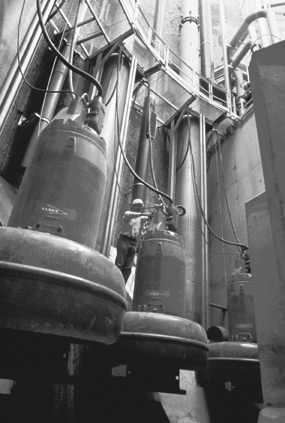 Погружные насосные агрегаты с высокой производительностью