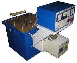 прожигательная установка, совмещенная с испытательной установкой