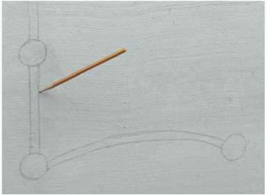 Разметка ответкоробок, розеток и проводов
