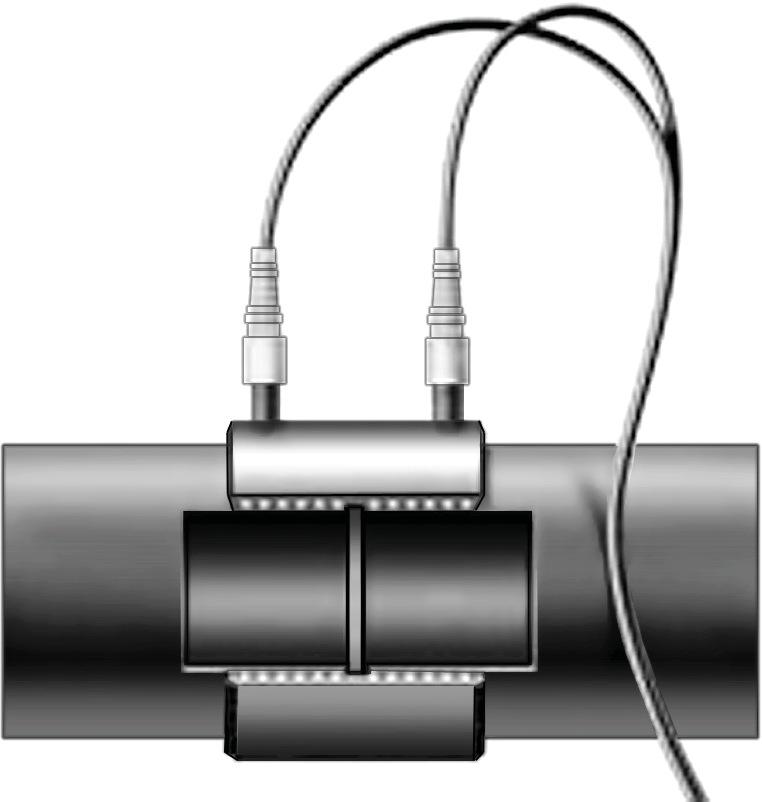 Схема электромуфтовой сварки