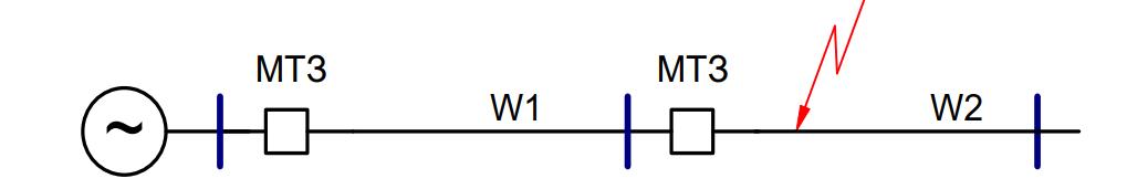 Схема энергосистемы