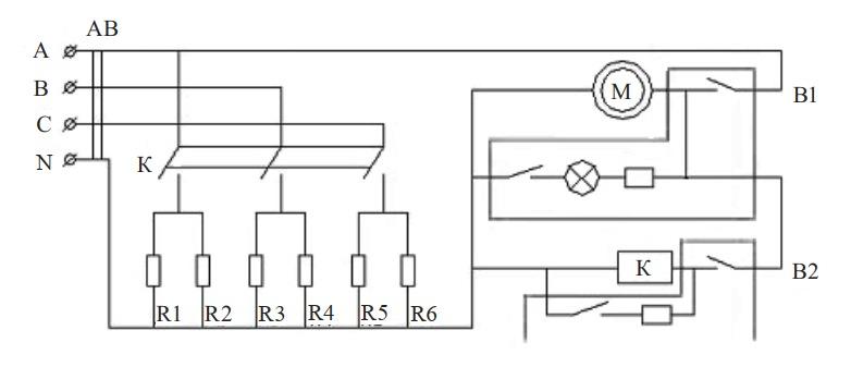 схема калориферов марок КЭВП-21, КЭВП-18 и КЭВП-15
