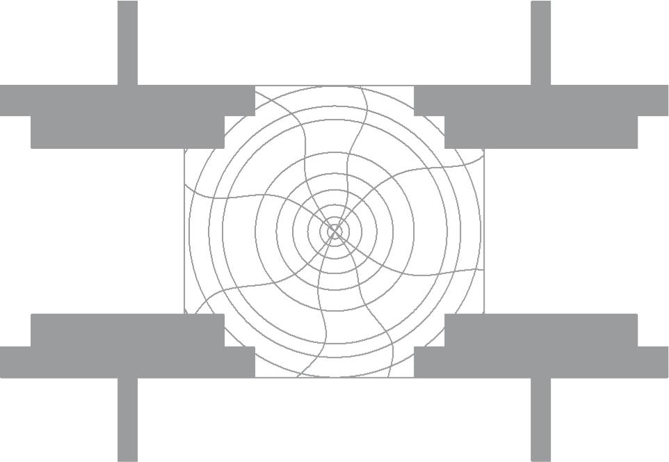 Схема профилирования бруса